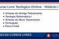 Curso Livre Teológico - Módulo 1