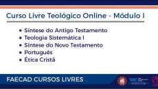 Curso Livre Teológico - Módulo 1 2020.1